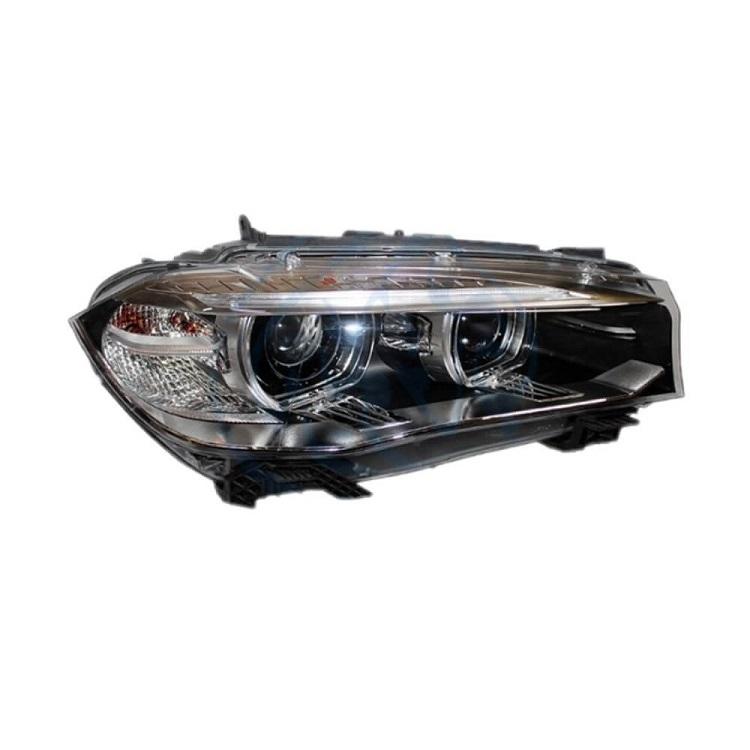 Far Bmw X5 (F15), 10.2013-; X6 (F16), 01.2014-, fata, Dreapta, bi-xenon; cu LED daytime running light; D1S+W21/5W+WY21W; electric; fara unitate control; fara ballast; fara motoras, AL (Automotive Lighting)