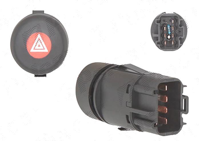 Comutator, buton avarie Ford Ka (Rb) 09.1996-11.2008; Transit (V184/5), 05.2000-04.2006