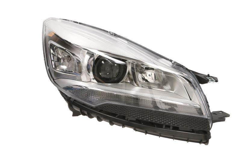 Far Ford Kuga, 01.2013-, fata, Dreapta, xenon; cu LED daytime running light; D3S+H1+H7; electric; cu motor, VALEO