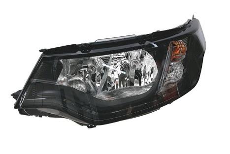 Far Land Rover Discarcasay, 11.2016-, fata, Stanga, BASIC, H7+H7+W21/5W; electric, VALEO