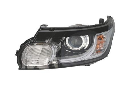 Far Land Rover Range Rover Sport, 05.2013-, fata, Stanga, cu LED daytime running light; HiR2+LED+PWY24W; electric;