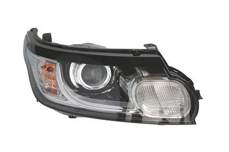 Far Land Rover Range Rover Sport, 05.2013-, fata, Dreapta, cu LED daytime running light; HiR2+LED+PWY24W; electric;