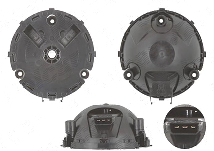 Actuator reglare oglinda exterioara Mercedes Clasa C (W203) 05.2000-03.2007; Clasa E (W210), 06.1995-03.2003, Clasa R (V251), 09.2005-04.2010; Clasa R (V251), 04.2010- , Dreapta