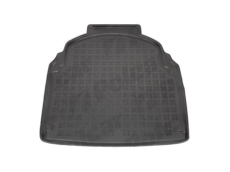 Tavita portbagaj Mercedes Clasa E (W212) Sedan, 09.2009-02.2013, spate, SEDAN, pentru modele cu insertie plastic in locurile din spate; fara panza antiderapanta; elastomer