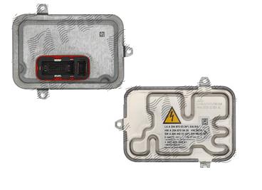 Unitate de control faruri Mercedes Clasa C (W204), 03.2007-03.2011, fata, Stanga = Dreapta, pentru sistem static iluminare curbe; fara omologare, Magneti Marelli