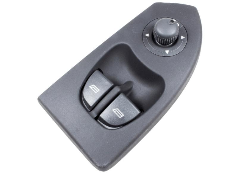 Buton reglare oglinzi, comutator macara usa Fiat Ducato (244), 04.2002-09.2006, Citroen Jumper (244), 01.2002-08.2006; Peugeot Boxer (244), 04.2002-08.2006, reglare oglinda; 4 butoane