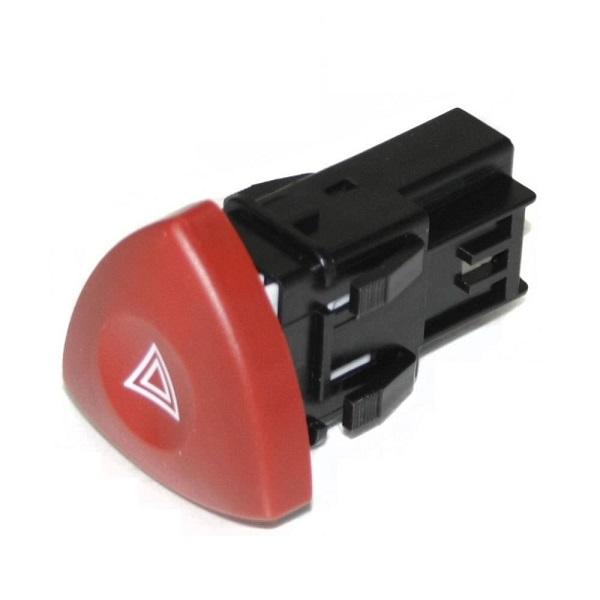 Comutator, buton avarie Renault Espace 4 (K), 11.2002-01.2006; Master, 1998-01.2010, Espace Iv, 01.2006-08.2015; Laguna 2 (G), 03.2001-04.2005