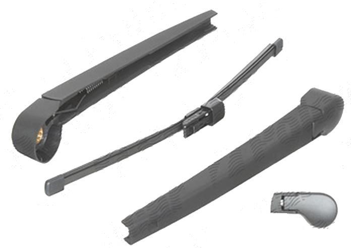 Brat stergator luneta Skoda Octavia 3 (5e), 01.2013-05.2017; Octavia 3 (5e), 03.2017-, spate, Combi, cu stergator blade 320 mm, ; specific