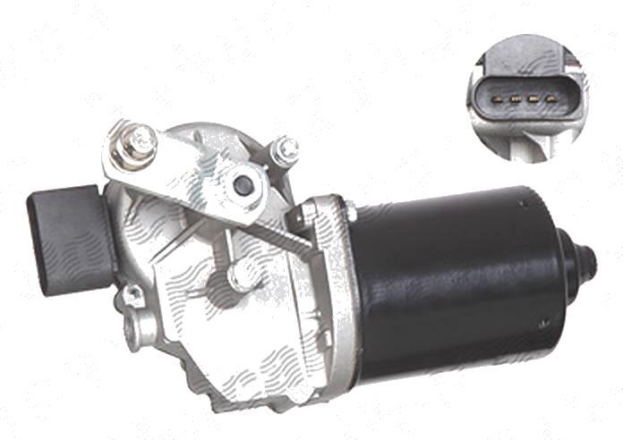 Motoras stergator parbriz Audi A4 (B5), 01.1999-09.2001; A6 (C5), 05.1997-01.2005, fata