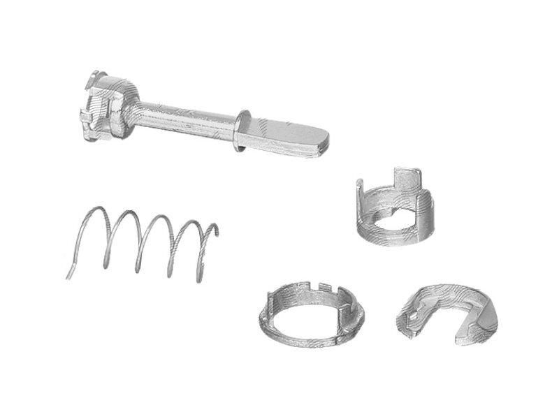 Bolt blocare usa Volkswagen Passat (B5), 1997-2005; Lupo (6x1/6e1), 05.1998-07.2005, fata, Stanga = Dreapta