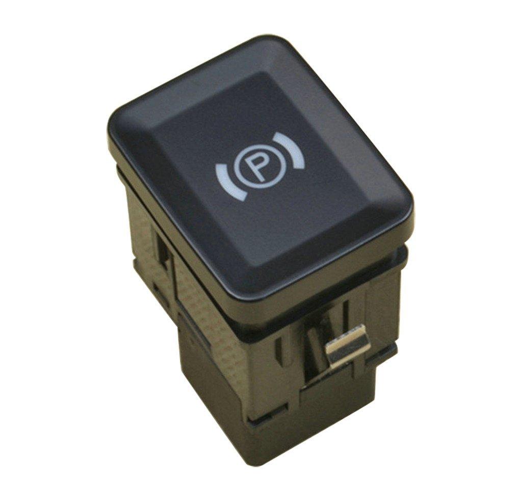 Buton frana de mana Vw Passat B6 3C 2005-2011, Passat CC 2008-2012, comutator frana parcare electrica 3C0927225B