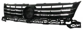 Grila radiator VW Touran 07.2010- Trendline, Caddy 3/Life 06.2010- Trendline, negru