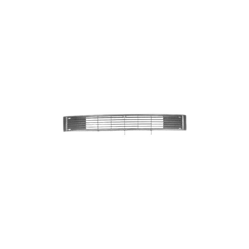 Grila radiator VW Transporter (T3), 07.1979-1992, negru, 251853663, 956506 fara locas lampi
