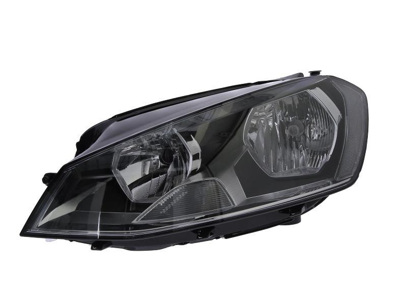 Far VW Golf 7 10.2012- VALEO partea Stanga daytime running light tip bec H7+H15