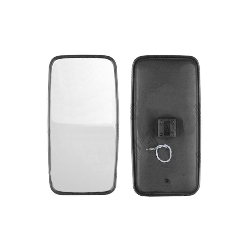 Oglinda exterioara Mercedes Actros, Atego, Star Partea Stanga/ Dreapta Convex Manuala Cu Incalzire 440x220mm pentru brat fi 15-28 mm