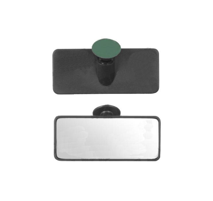 Oglinda retrovizoare interioara fixare pe parbriz cu banda auto adeziva, 1 buc.