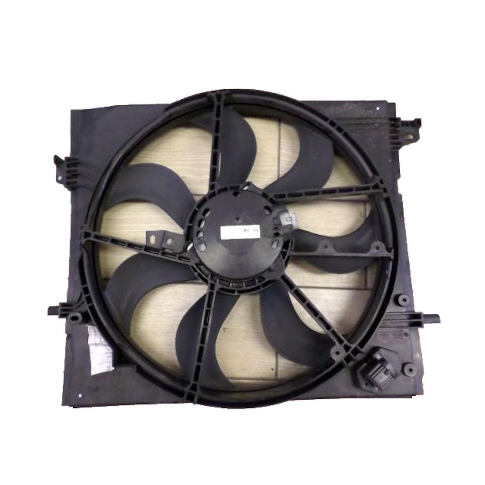 Ventilator radiator GMV Nissan Qashqai (J11, J11), X-Trail (T32), Renault Kadjar