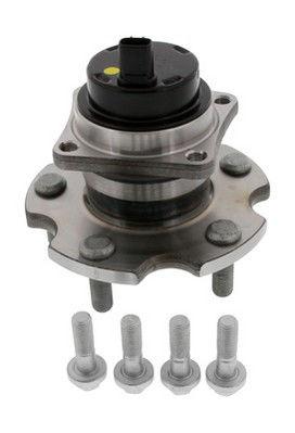 Butuc roata Toyota Avensis (T25) CX Bearings parte montare : Punte spate, Stanga/ Dreapta
