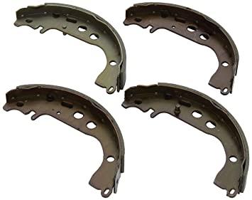 Saboti frana Toyota Celica (Zzt23), Iq (Kpj1, Ngj1, Kgj1, Nuj1), Prius Hatchback (Nhw20), Yaris (Nhp13, Nsp13), Yaris (Scp1, Nlp1, Ncp1), Yaris (P9), Yaris Verso (Nlp2, Ncp2) SRLine parte montare : Punte spate