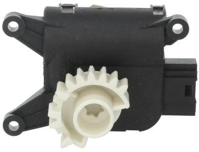 Actuator ventil comutare clapete ventilatie 1331SN1X parte montare : Stanga