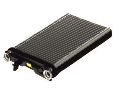 Radiator incalzire habitaclu BMW Seria 1 (E81, E87), Seria 3 (E90/ E91), X1 (E84), X3 (F25)
