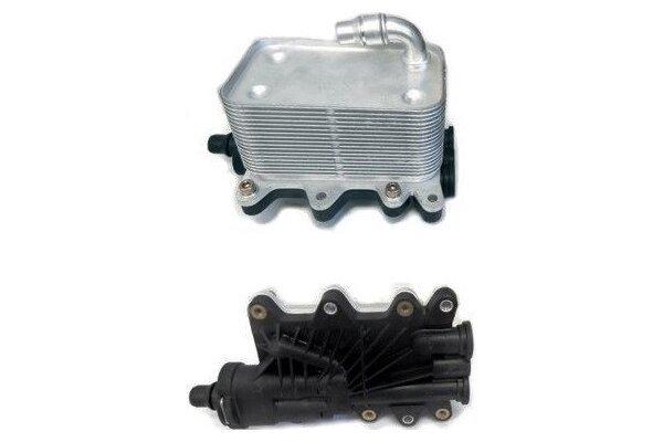 Radiator ulei motor, Termoflot BMW Seria 5 (E60), Seria 6 (E63, E64), Seria 7 (E65, E66, E67), X3 (E83)