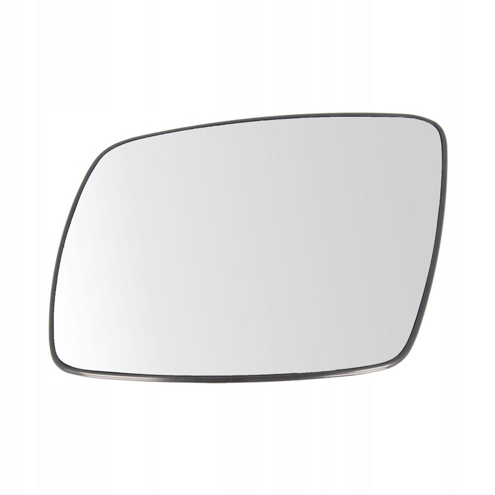Geam oglinda Dodge Journey (Jc), 09.2011-, Fiat Freemont (Jc), 03.2011-, partea Stanga, culoare sticla crom, sticla convexa, cu incalzire