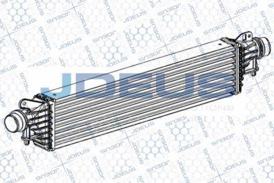 Radiator intercooler Aftermarket 55B2J83X