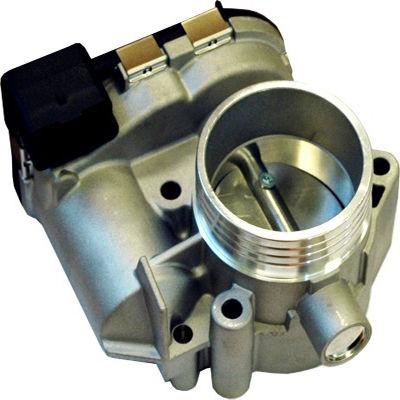 Carcasa clapeta acceleratie Citroen Berlingo (Mf), C2 (Jm), C3 1 (Fc), C3 Pluriel (Hb), C4 1 (Lc), Xsara (N1); Peugeot 1007 (Km), 206 Cc (2d), 206 (2e/K)/ (2a/C), 307 (3a/C), 308 (4a, 4c), Partner Combispace (5f)