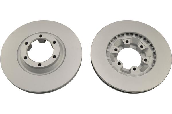 Set disc frana Hyundai Galloper 2 (Jk-01); Mitsubishi L 300 Bus (P0 W, P1 W, P2 W), L 300 Caroserie (P0 W, P1 W, P0 V, P1 V, P 2v, P2 W), Pajero 1 (L04 G, L14 G) SRLine parte montare : Punte fata