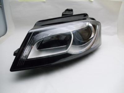 Far Audi A3 (8p), 04.08-10.12, electric , tip bec D3S LED , fara bec de descarcare ; fara balast ; cu motor , omologare ECE, 8P0941003AM; 8P0941029AM; 8P0941029BE, Stanga