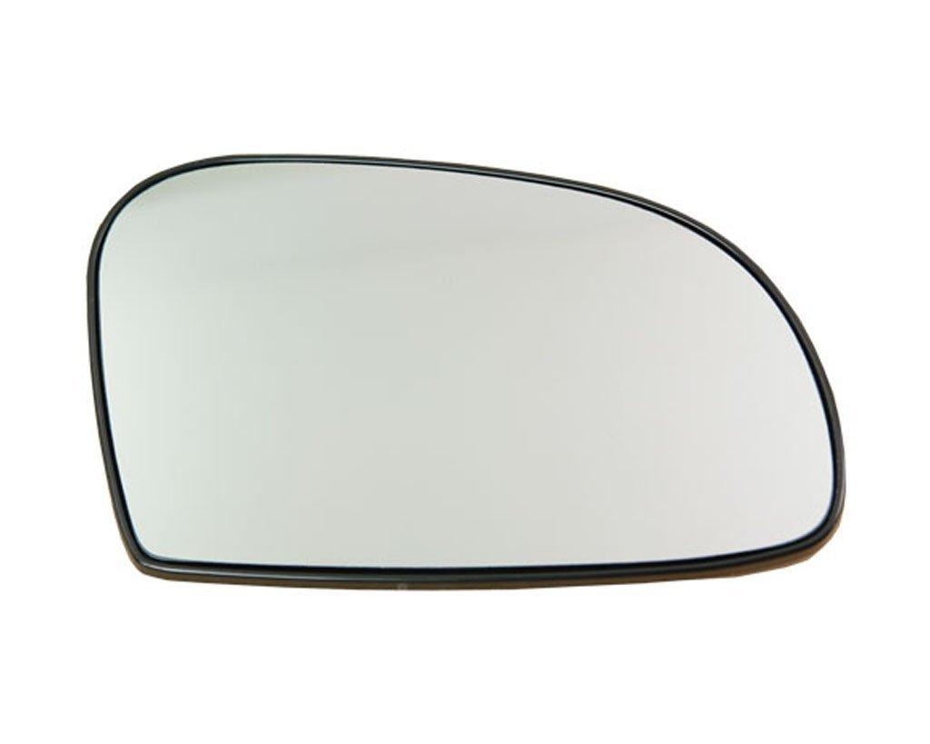 Geam oglinda Citroen Saxo(S0/S1) 03.1996-05.2004 partea dreapta Best Auto Vest crom convex fara incalzire