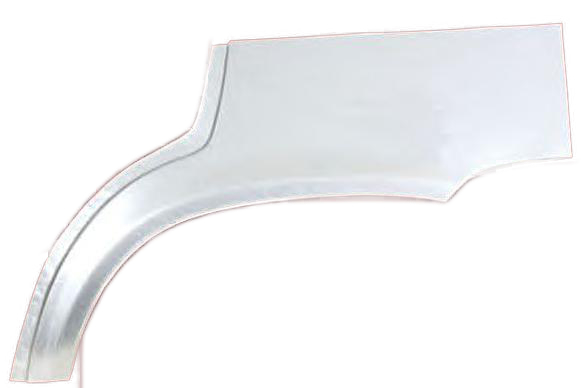 Segment reparatie aripa spate Citroen Xantia 1993 -2001 ,Partea Stanga, Spate, Sedan
