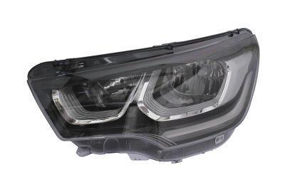 Far Citroen C4 (B7), 09.10-, AL Automotive lighting 2338092U