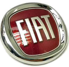 Emblema Grila radiator Fiat 500 (312), 03.07-, Panda (169), 09.2003-2001, CROMA (194), 05.05-2010, DOBLO (119/223), 01.06-01.10, IDEA (350), 01.04-12.11, LINEA (323), 06.07-05.13, MULTIPLA (186), 01.1999-12.04, PUNTO GRANDE (199) 09.05-02.12, SEDICI (FY/G