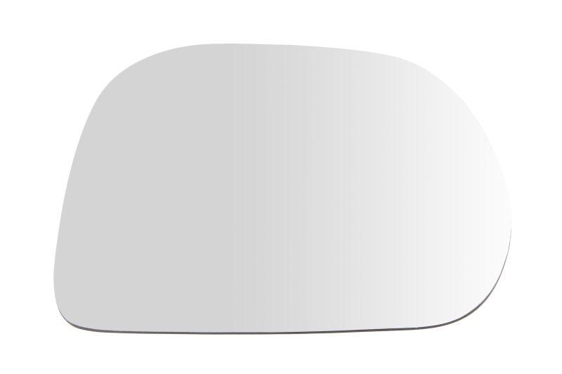 Geam oglinda Fiat 500l (330), 01.2013-, partea Stanga, culoare sticla crom, sticla asferica, cu incalzire, 735564644