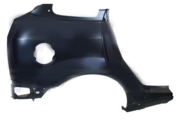 Aripa spate Ford Focus, 1998-2004, Pentru Modelul In 3 Usi, Partea Dreapta, 1093203, 1093203
