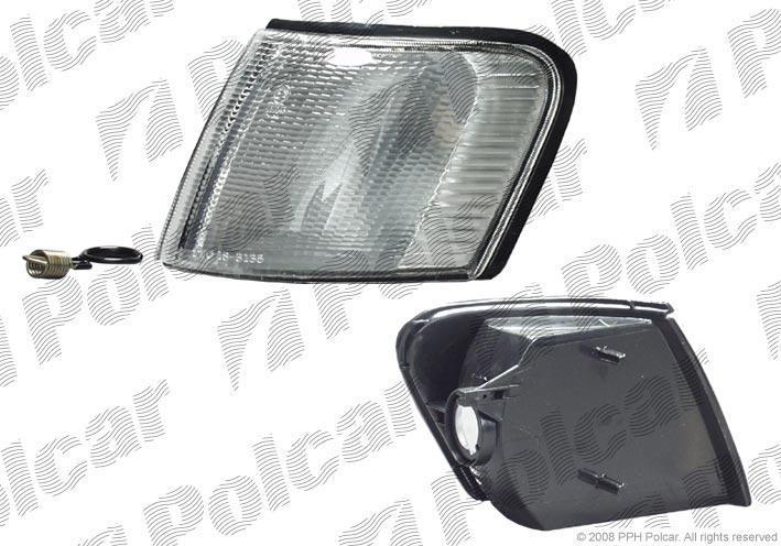 Lampa semnalizare fata Ford Scorpio (GAE/GGE) Hatchback/Estate 02.1985-09.1991 Aftermarket partea dreapta