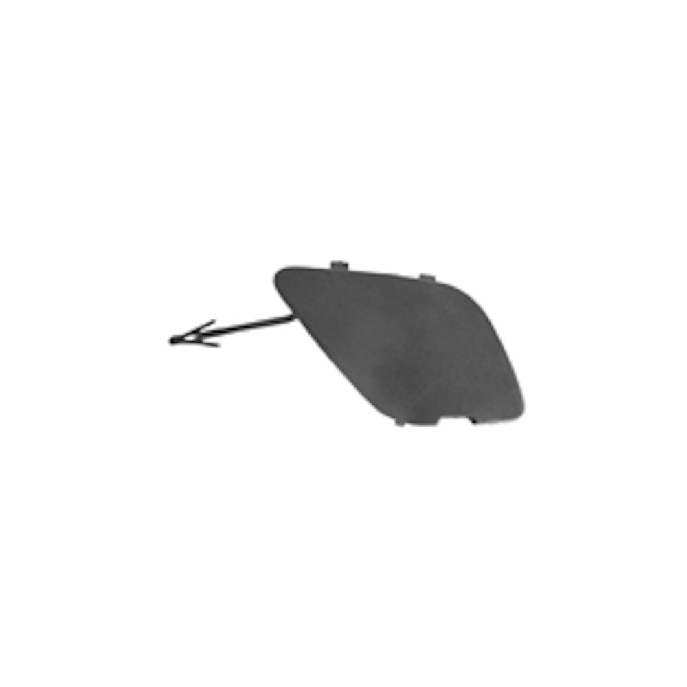 Capac bara carlig remorcare fata Ford Mondeo, 03.2015-, parte montare grunduit, 32D207-9, Aftermarket