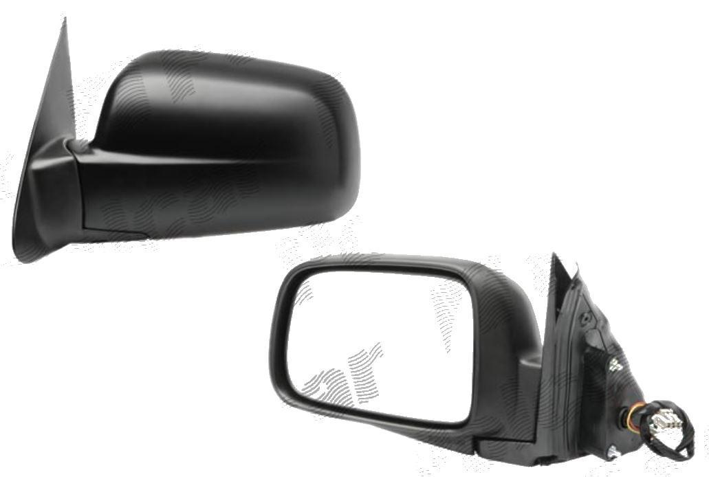Oglinda exterioara Honda CRV (Rd) 01.2002-10.2006 partea dreapta View Max convex carcasa neagra reglare electrica fara incalzire