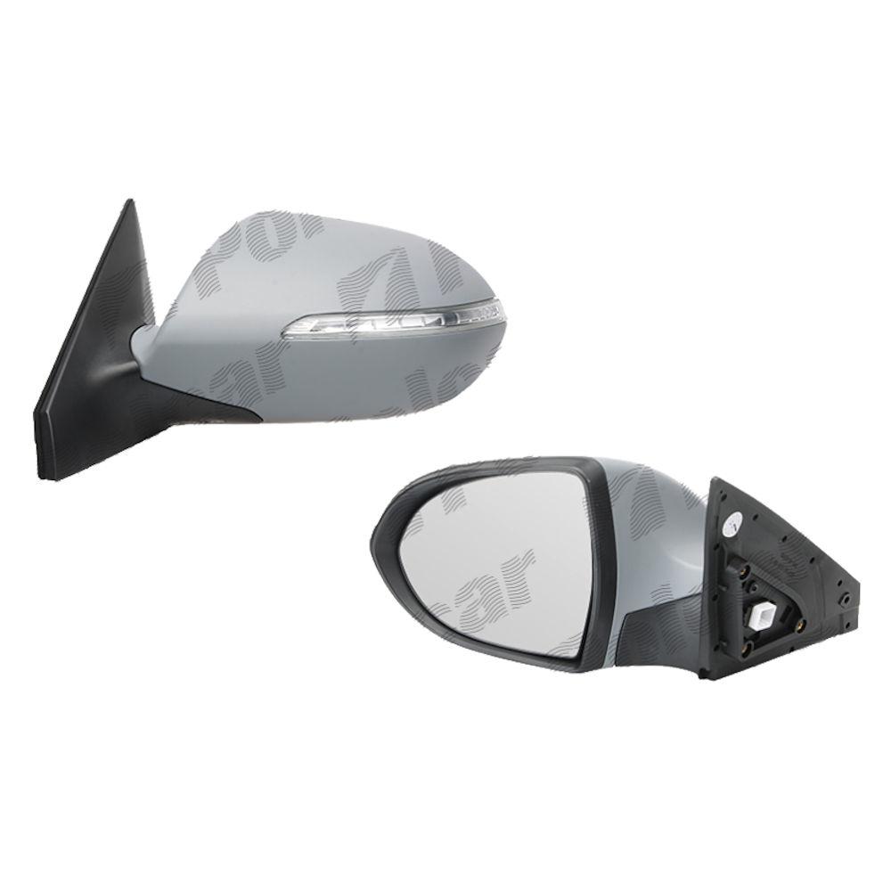 Oglinda exterioara Kia Sportage (Sl) 06.2010-12.2015 Partea Dreapta Crom Electrica Fara Incalzire