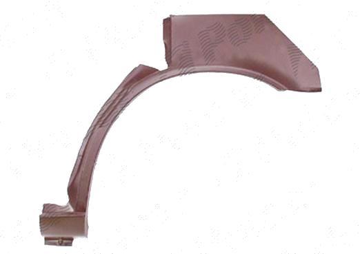 Segment reparatie aripa spate Mazda 626 1988-1997 Partea Stanga, Spate, cu 4 ,5 usi,