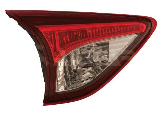 Stop spate lampa Mazda Cx-5 (Ke), 03.12-, spate, omologare ECE/SAE, cu suport bec, interior, KD53513G0C; KD53513G0D, Stanga