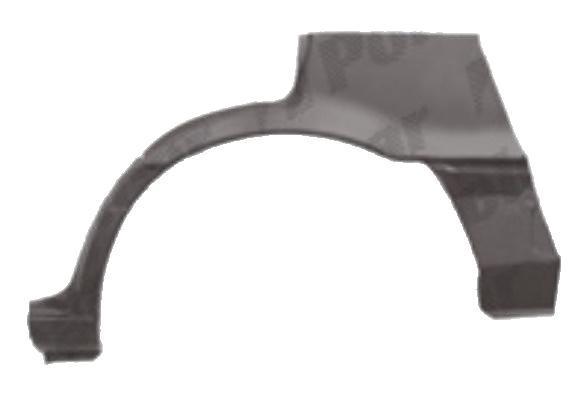 Segment reparatie aripa spate Mitsubishi Colt, Lancer 1989- Partea Dreapta, Spate, 4/5 usi