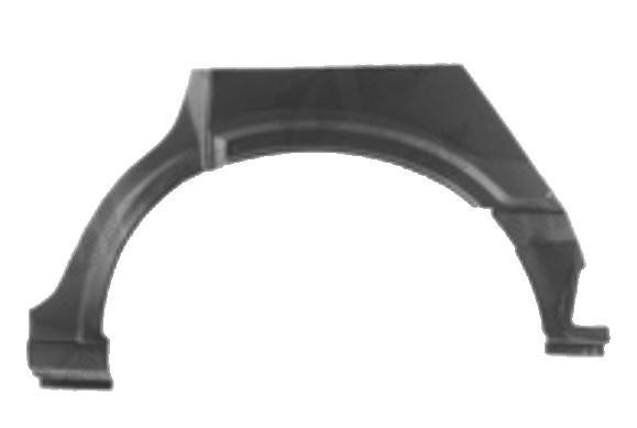 Segment reparatie aripa spate Opel Zafira, 1999-2005, Partea Stanga, Spate,