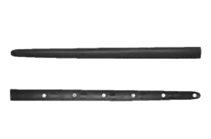 Bandou usa Peugeot 206 (2_) 01.1998-04.2009 Usa Fata Stanga Negru 8545Q70 , modele cu 5 usi