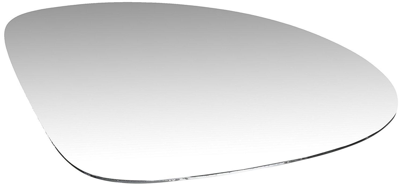 Geam oglinda Porsche Cayenne (92a), 10.2014-, partea Dreapta, culoare sticla crom, sticla asferica, cu incalzire, 95873105606