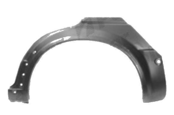 Segment reparatie aripa spate Vw Golf 2 (19E/1G), 1983-1992 Partea Stanga, Spate, modele cu 5 usi,