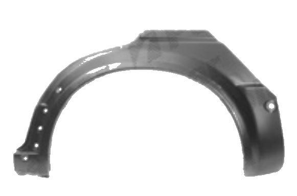 Segment reparatie aripa spate Vw Golf 2 (19E/1G), 1983-1992 Partea Dreapta, Spate, modele cu 5 usi,