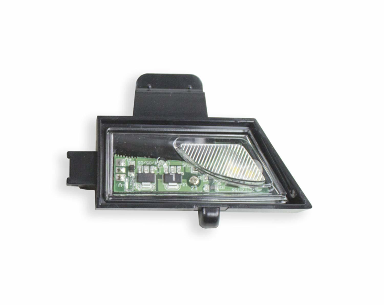 Lumina ambientala puddle-light oglinda partea stanga VW GOLF VII 2012-2017 5G0945291
